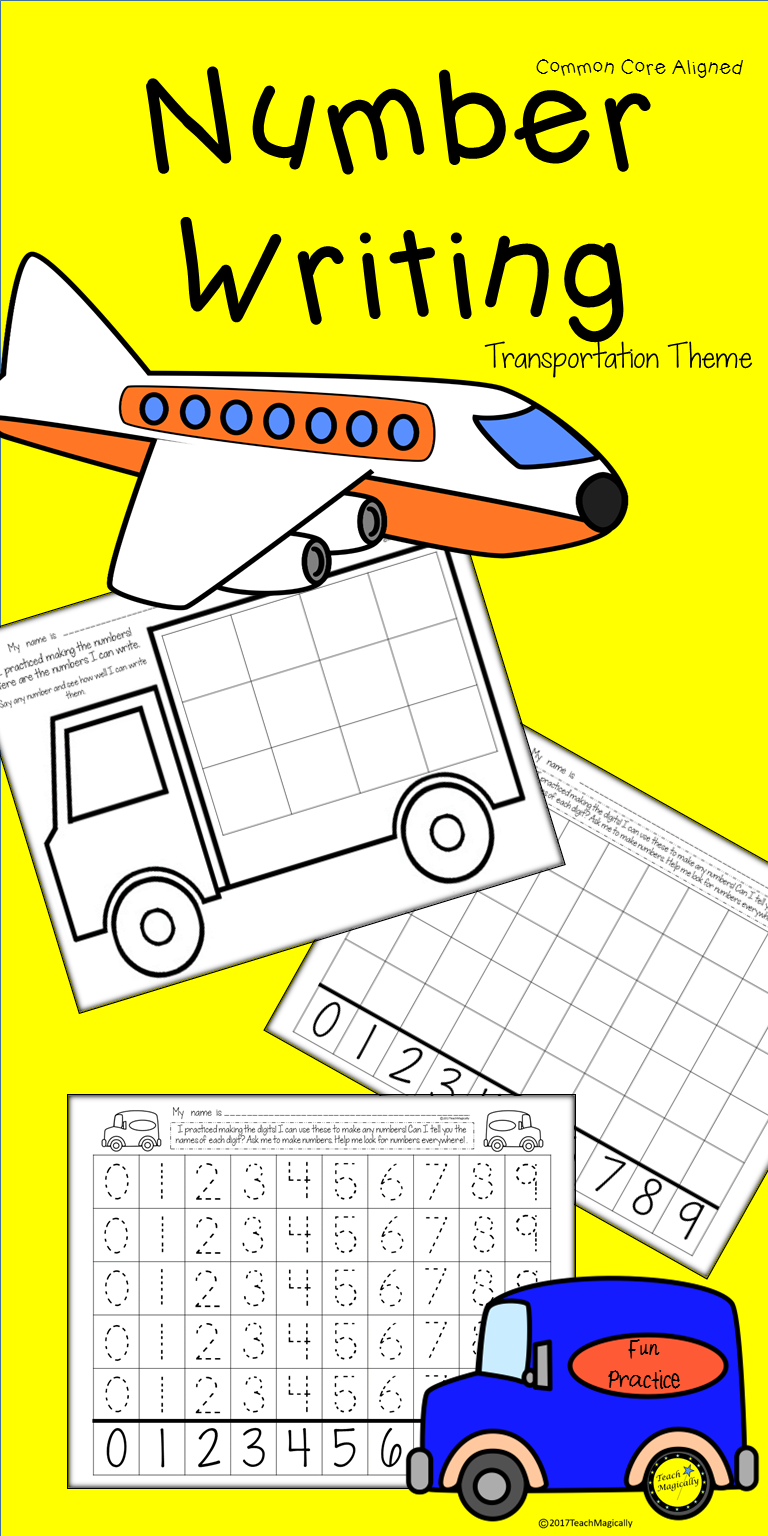 Differentiated Number Writing Worksheets Practice To Work On The Numbers From Writing Numbers Kindergarten Writing Numbers Number Writing Practice Kindergarten [ 1536 x 768 Pixel ]