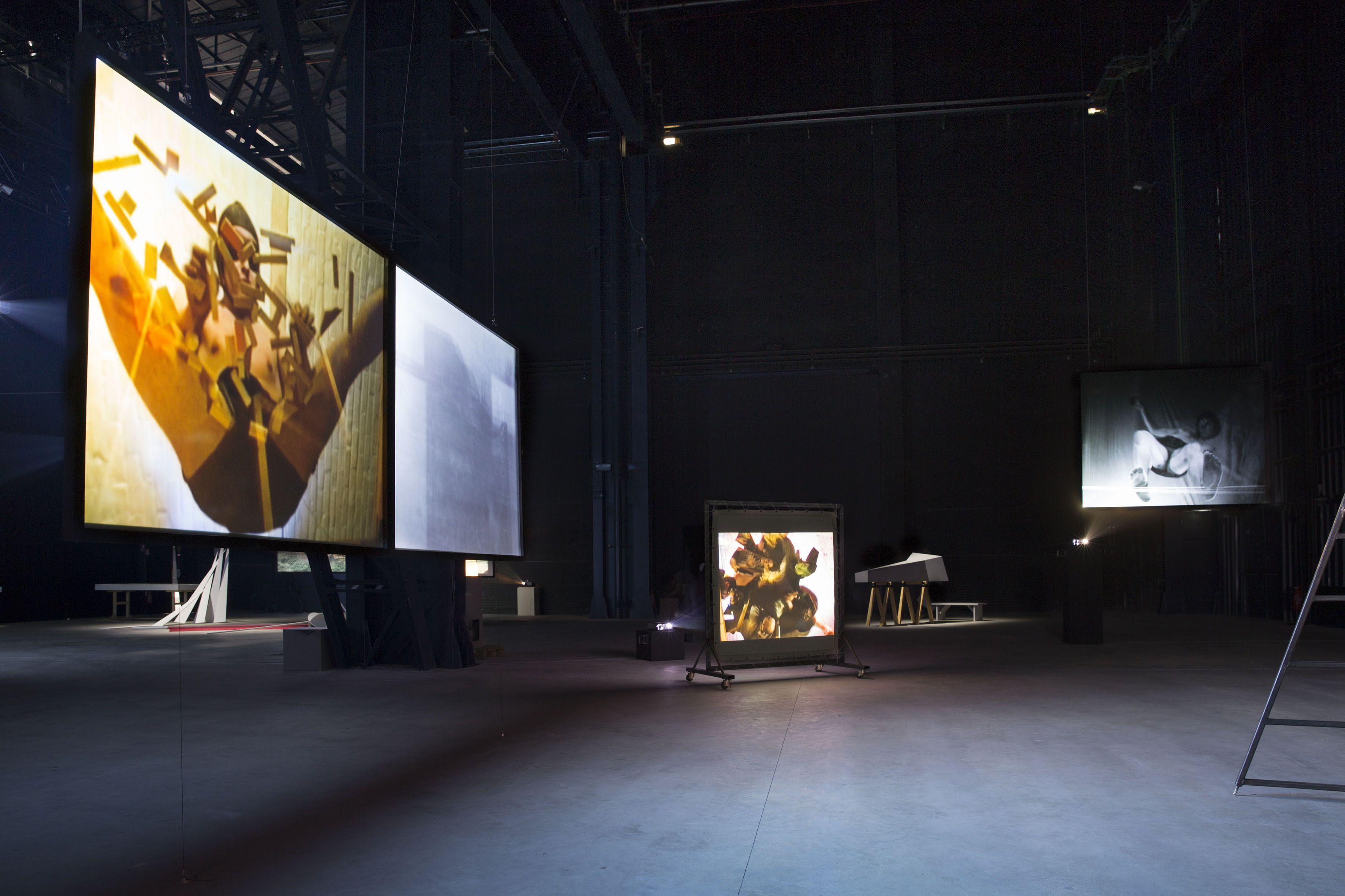 Joan Jonas - The Fabric Workshop and Museum