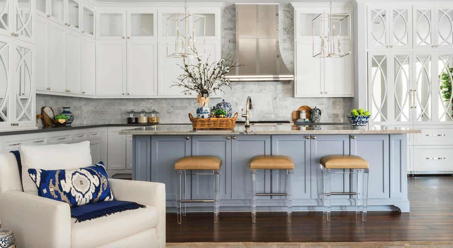 25+ Absolutely Transitional Style Kitchen Ideas