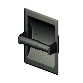 Project Source Seton Oil Rubbed Bronze Spring Loaded Toilet Paper Holder Fsi Srtp Orb Toilet Paper Holder Recessed Toilet Paper Holder Paper Holder