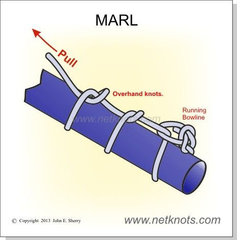 marl arborist timber hitch diy rope knots, survival knots, knotsmarl arborist timber hitch