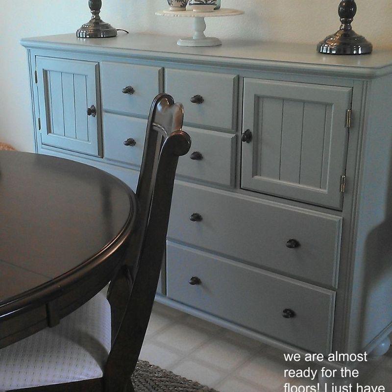 Hometalk :: Dresser Makeover!