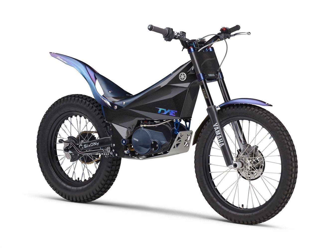 2020 Yamaha Ty E Electric Trials Bike Trial Bike Electric