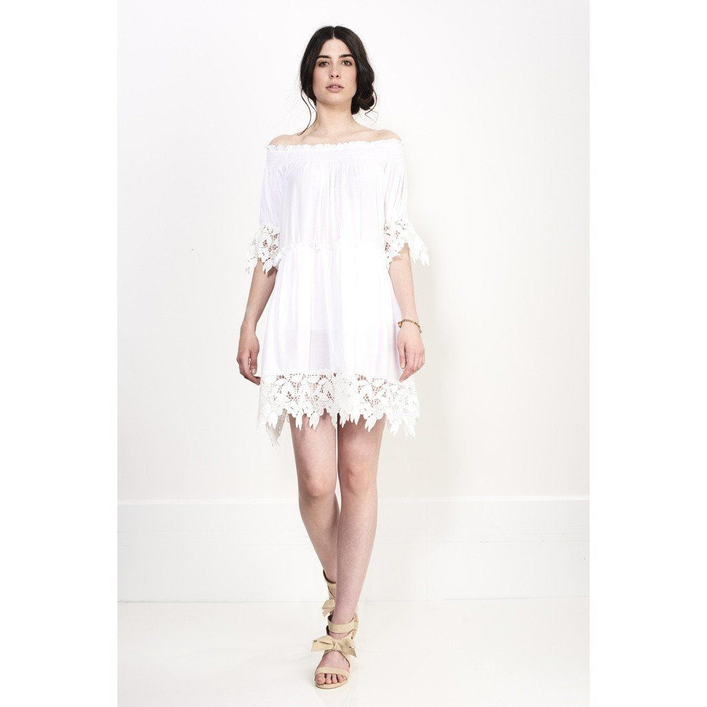 Elastic dress products and dresses