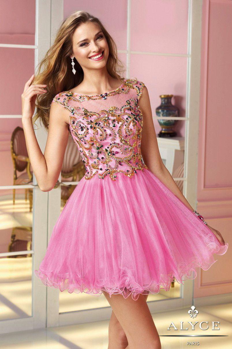 Prom DressesSweet 16 Dresses by ALYCE PARIS3579SassySwirl | Dresses ...