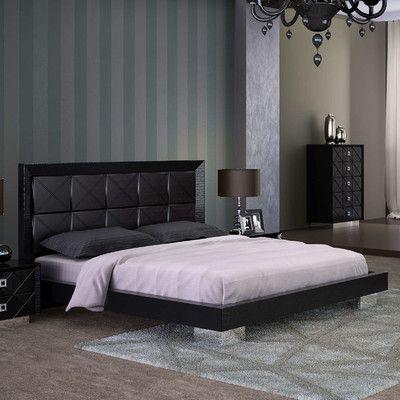 Pin By Delanico On Beds Furniture Platform Bed Bed Interesting Best Modern Bedroom Furniture Creative Design