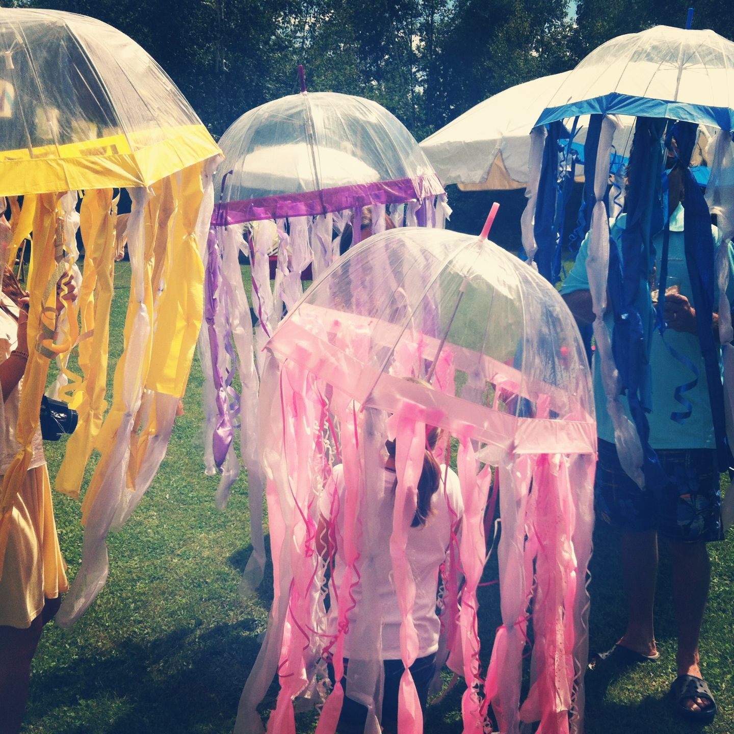 Group jellyfish costume @Liz Flowers @Lily Flowers & Group jellyfish costume @Liz Flowers @Lily Flowers | ??? ...