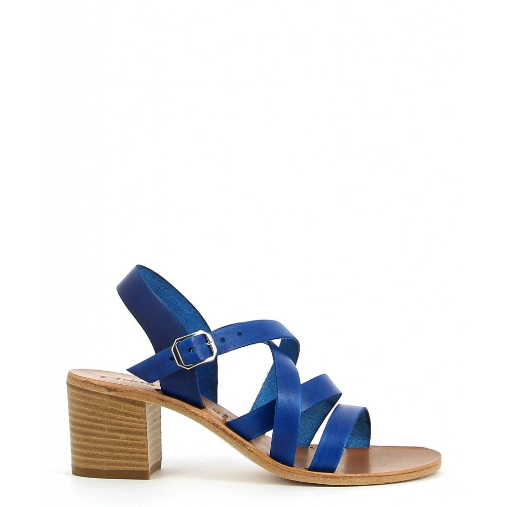 2 Baia Vista 1032 Blue Shoes Sandals Fashion