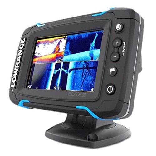 Lowrance Elite 5 Touch Fishfinder Click On The Image For Additional Details Fish Finder Marine Electronics Gps Units