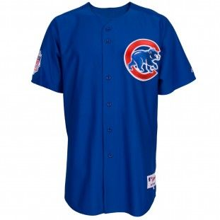 newest d0317 81ccf Chicago Cubs Majestic MLB Anthony Rizzo On Field Authentic ...