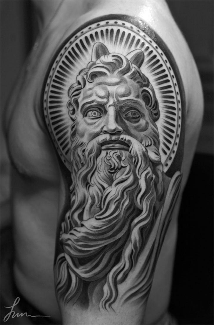 Tattoo Art Classics Never Die Ancient Art Tattoo Tattoos Fine Line Tattoos