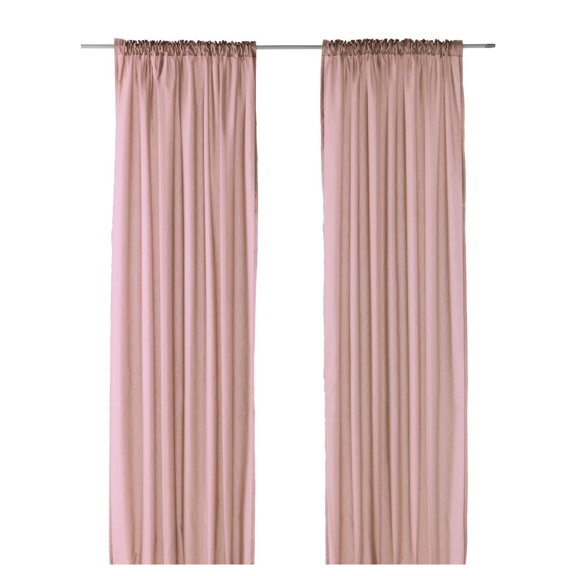 Bedroom Window Curtain