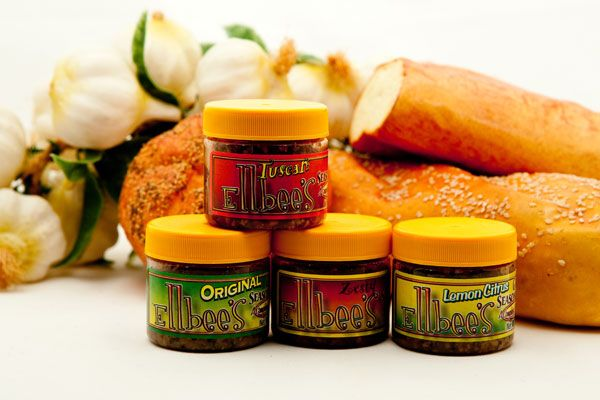 Ellbees Original Try-Me Pack  You get our top sellers, with recipes in this sampler.  Serving for 5 in each jar.