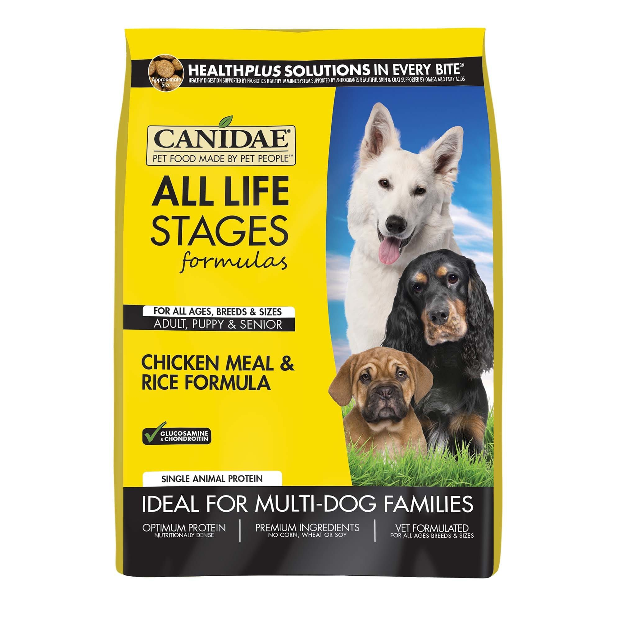 Canidae All Life Stages Chicken Meal Rice Formula Dry Dog Food
