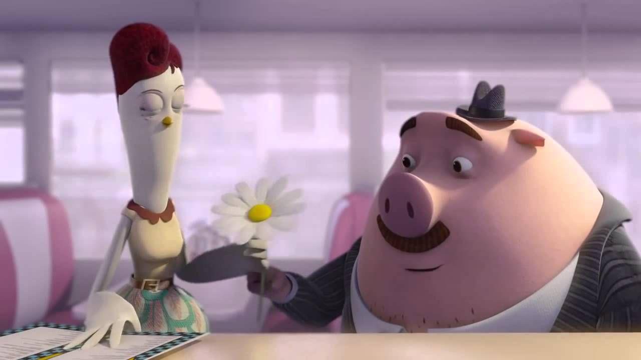 El huevo o la gallina: Todo cambiará para un cerdo adicto a los huevos cuando se enamore de una linda pollita, a partir de entonces tendrá que elegir entre el huevo o la gallina. Este cortometraje animado esta desarrollado por dos estudiantes de animación Christine Kim y Elaine Wu de la escuela de Arte y Diseño Ringling College.