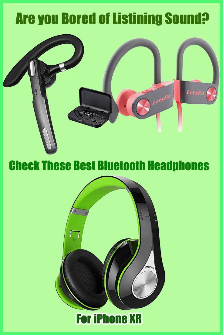 Best Iphone Xr Bluetooth Headphone Best Bluetooth Headphones Bluetooth Headphones Iphone Accessories