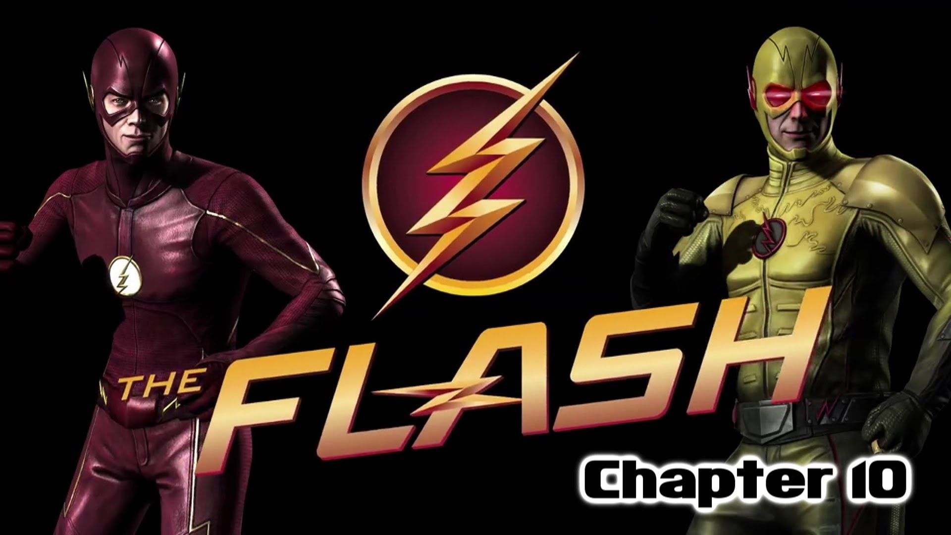 Injustice Gods Among Us Chapter 10 The Flash Game Movie Flash Wallpaper Reverse Flash The Flash