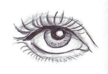 Comment Dessiner Des Yeux Domi Dessins Et Peintures Comment Dessiner Un Oeil Yeux Dessin Et Dessin Yeux Facile