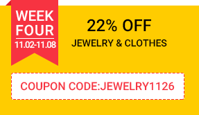 week four, 22% OFF Jewelry & clothes