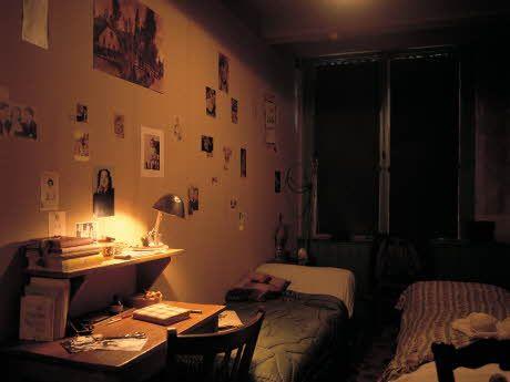 Kamer van Anne Frank