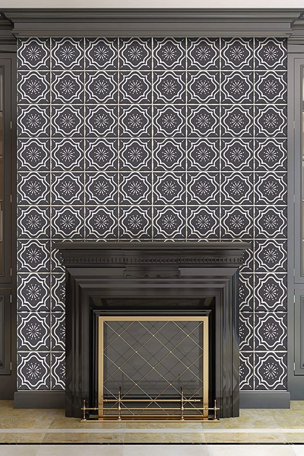 create an amzing focal point with these fireplace tiles, beautiful fireplaces ,modern, bohemian#bohemiantile#fireplacedecor#fireplaceremodel#modernfireplace#homedecor #homedecoration #diyhomedecor#decorhome #homedecorideas #homedecorlovers #homedecorationideas #homeanddecor#decorateyourhome #homedecorblog#luxuryhomedecor #inspiremehomedecor #homedecorlover #homedecoratingideas #homestyledecor #modernhomedecor #homedecorblogger #homedecorator #countryhomedecor #cozyhomedeco#uniquehomedecor