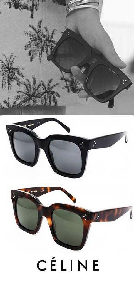 dedc6a8e70dc Make a perfect feminine outfit with Celine Tilda sunglasses  www.smartbuyglass... Celine
