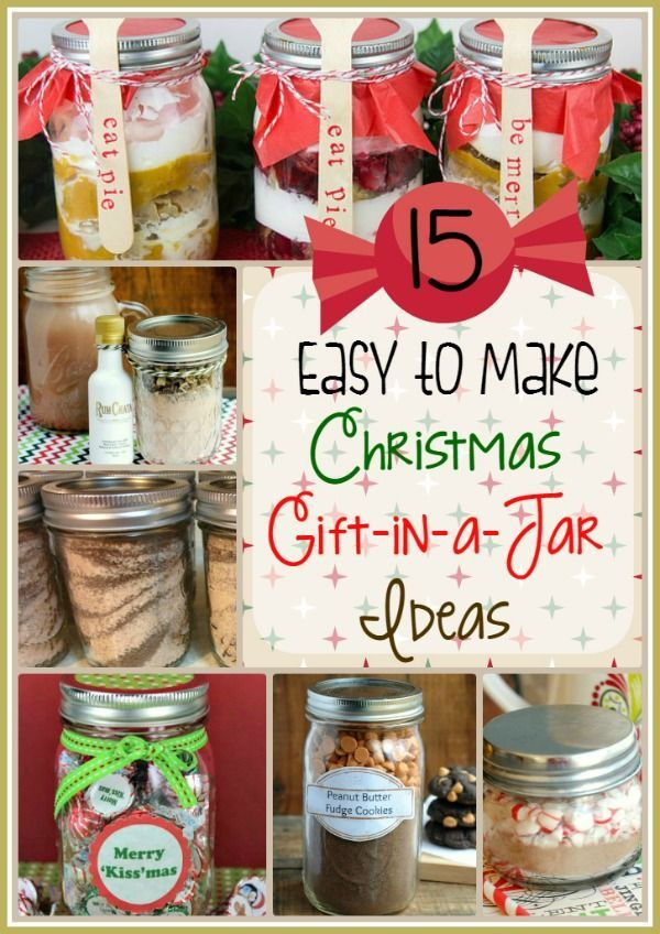 26 Easy To Make Christmas Gift In A Jar Ideas Christmas Jar Gifts Mason Jar Christmas Gifts Neighbor Christmas Gifts