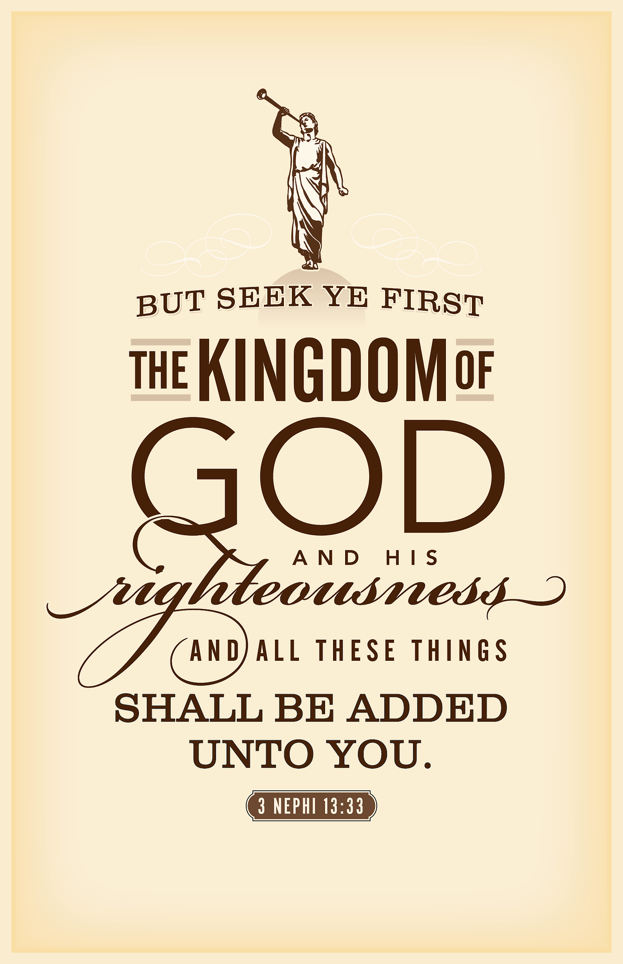 kingdom of god first and all - Google Search ...