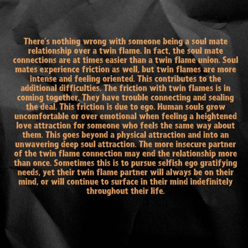 Soul Mates and Twin Flames by Kevin Hunter | twin flame