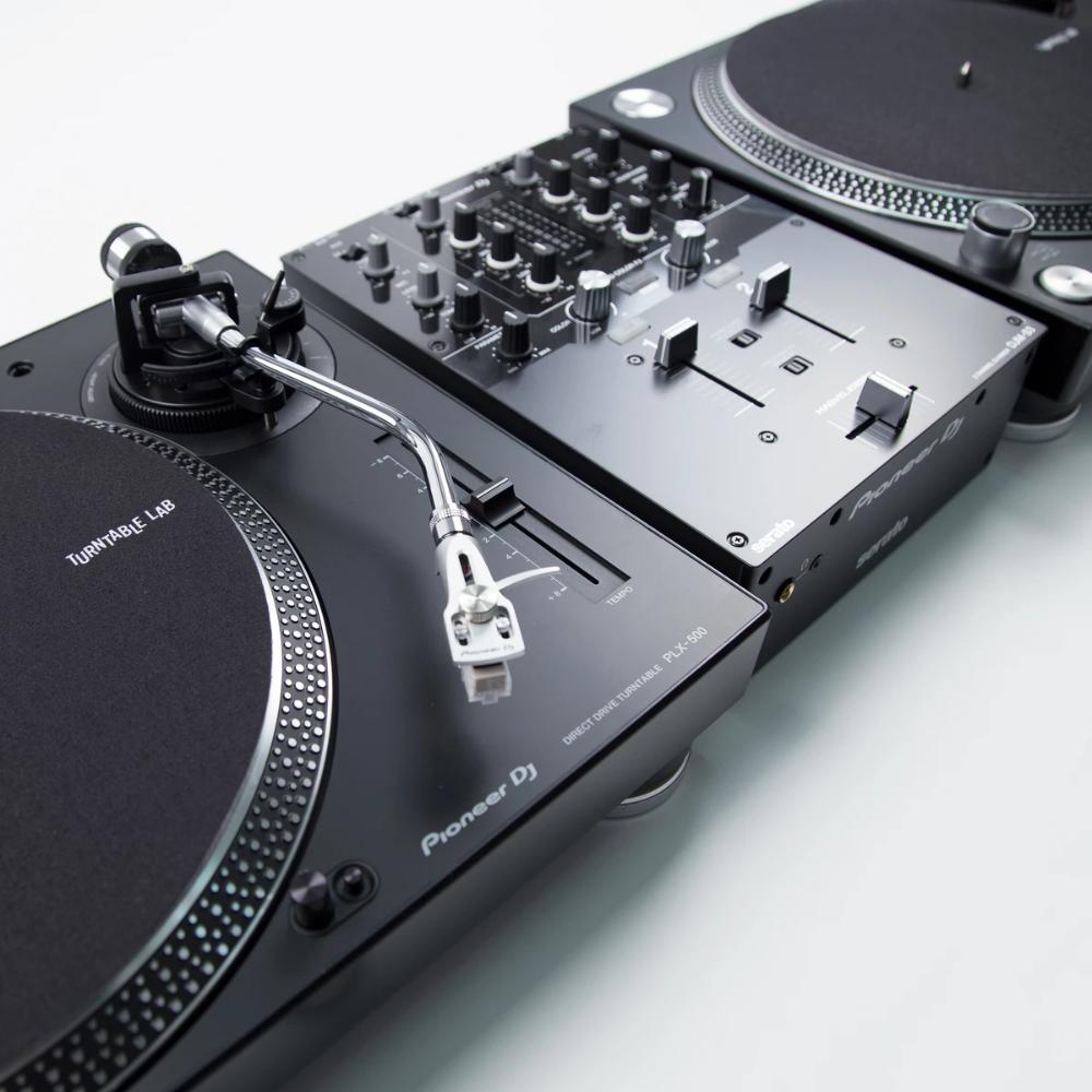 Pioneer Complete Turntable Mixer Vinyl Dj Package Intro Ttldj Setup Dj Packages Turntable Turntables Dj