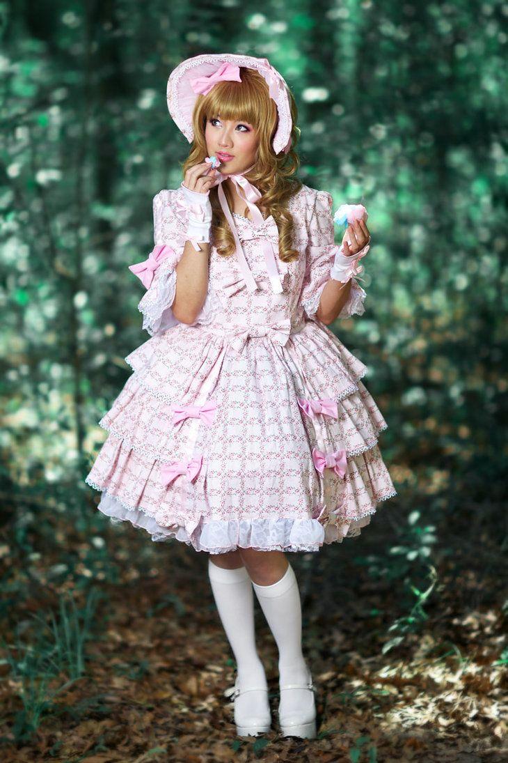 models lolitas Sweet lolita