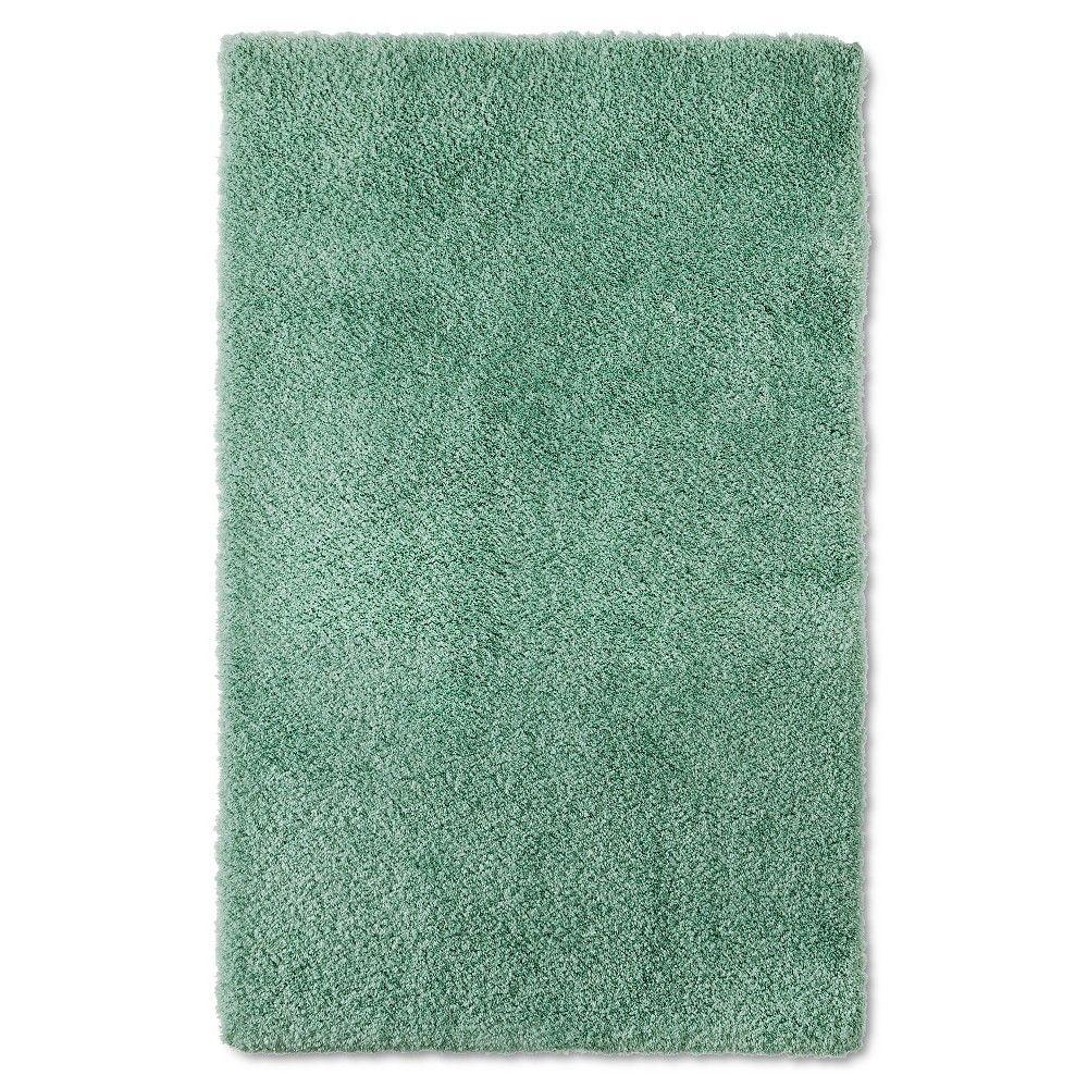 "Lime Cream 23.5x38/"" - Fieldcrest Bath Rug"