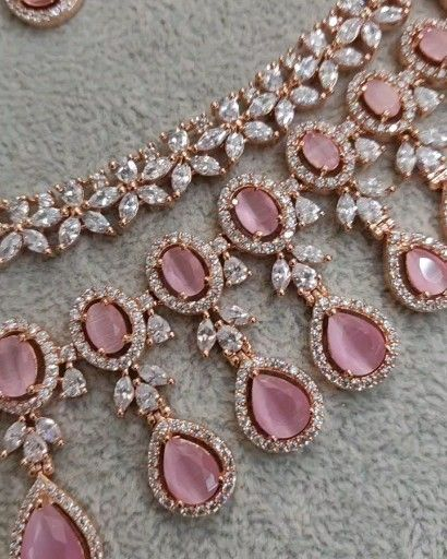 Indian Asian Bollywood bridal necklace jewellery set. Also available in different colours. Follow us on instagram to order or visit our website. @glimour_jewellery