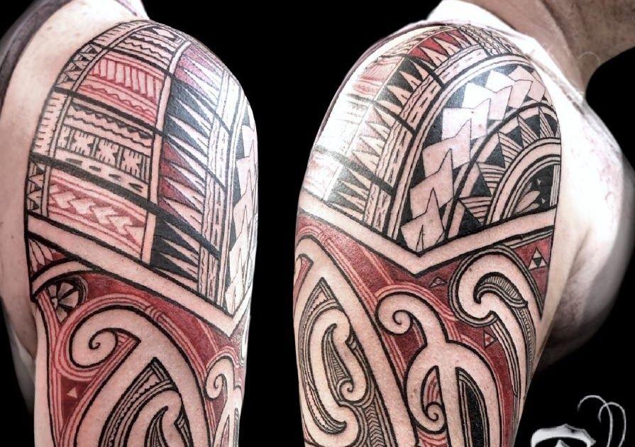 Terkeren 27 Tato Tangan Full Hitam Tato Keren Di Lengan Kisah Wajah Penuh Tato Maori Tattoo Gallery Zealand Desain Tato Maori Desain Tato Pria Gambar Tato