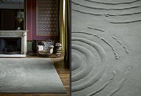Jab Anstoetz Teppiche Von Exklusive Design Teppich Handgefertigte Red Thread Drop