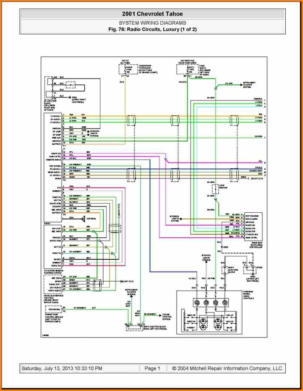 Unique 2004 Chevy Avalanche Radio Wiring Diagram In 2020 2003 Chevy Silverado Chevy Silverado 2004 Chevy Silverado