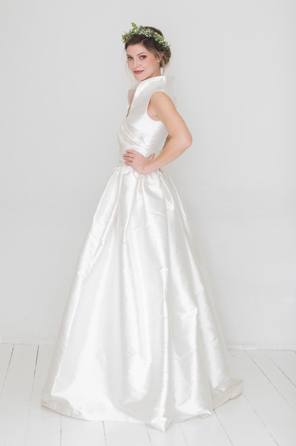 elfenkleid  Blumenmädchen kleid, Braut, Hochzeitskleid