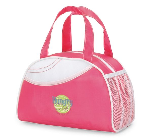 An insulated lunch tote beats brown bags any day.