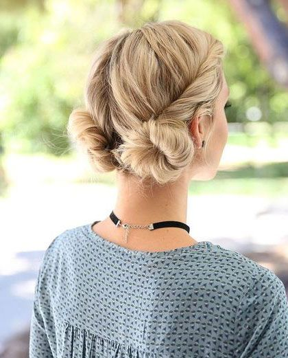 Our Favorite Cool-Weather Updos to Try This Winter | Southern Living