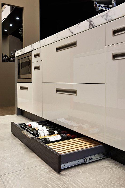 20+ Most Favorite Modern Kitchen Design Ideas Competed! Storage
