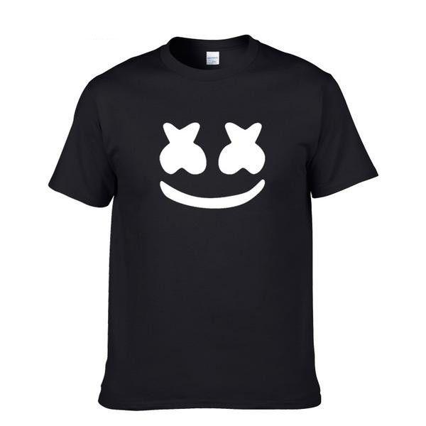 b27269a53a9 Marshmello Face T-shirt