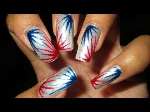 Forth of july nails pinterest fingernail designs 11 elegant of july nails design ideas trends 2014 pepino nail art design prinsesfo Gallery
