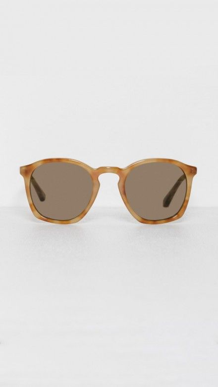 Structural Sunglasses by Dries Van Noten