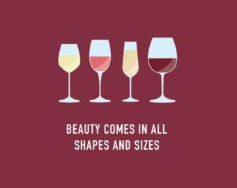 Wine Beauty Card
