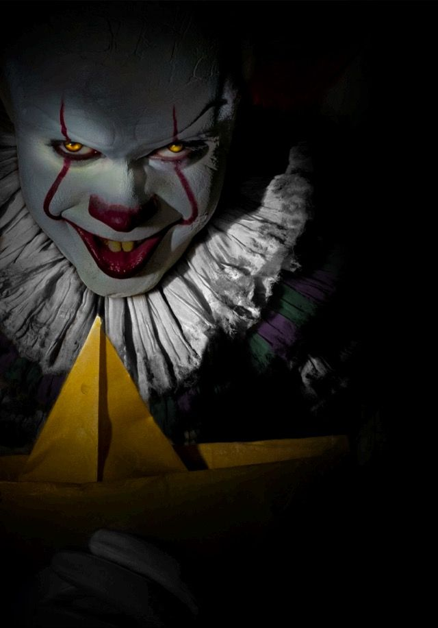 Pennywise Classic Colours 10. Pennywise, Horror movie