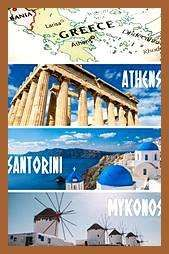 A popular 7 day Greece itinerary Greece Travel Itinerary A 7 day Athens Santorini  Mykonos itinerary for first time travelers to Greece Enjoy the best of Greece in one we...