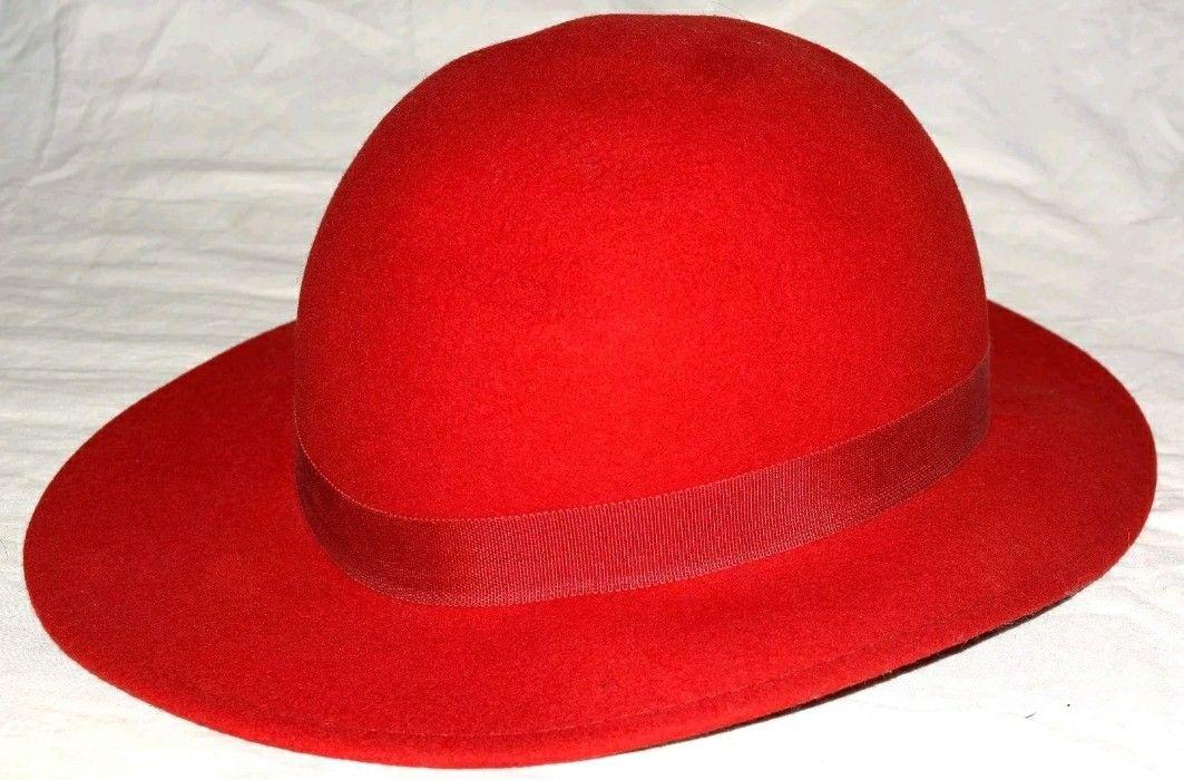Bollman Hat Company Doeskin Felt 100% Wool  7196fca37ba
