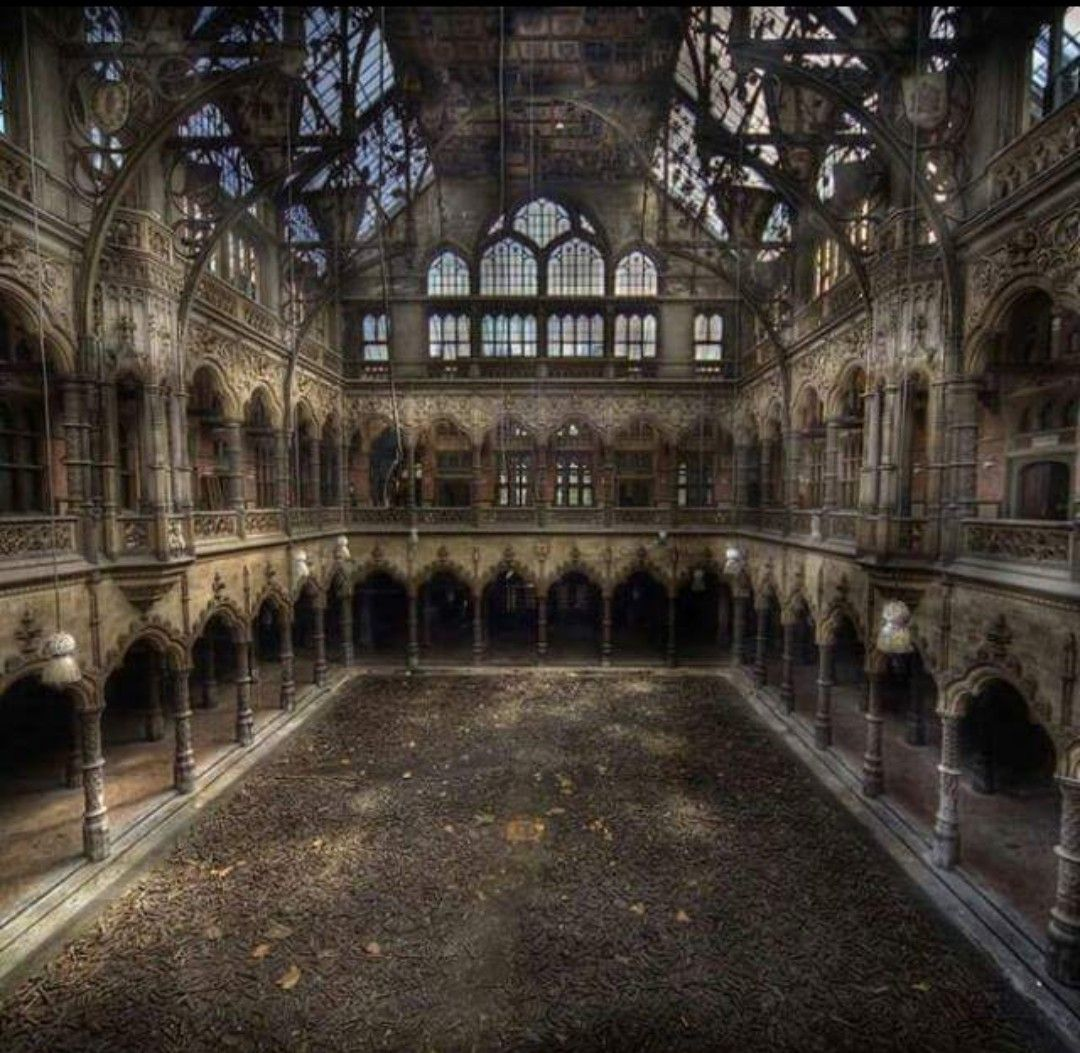 Pin by Lyndsey Shea on Dream Home Abandoned places