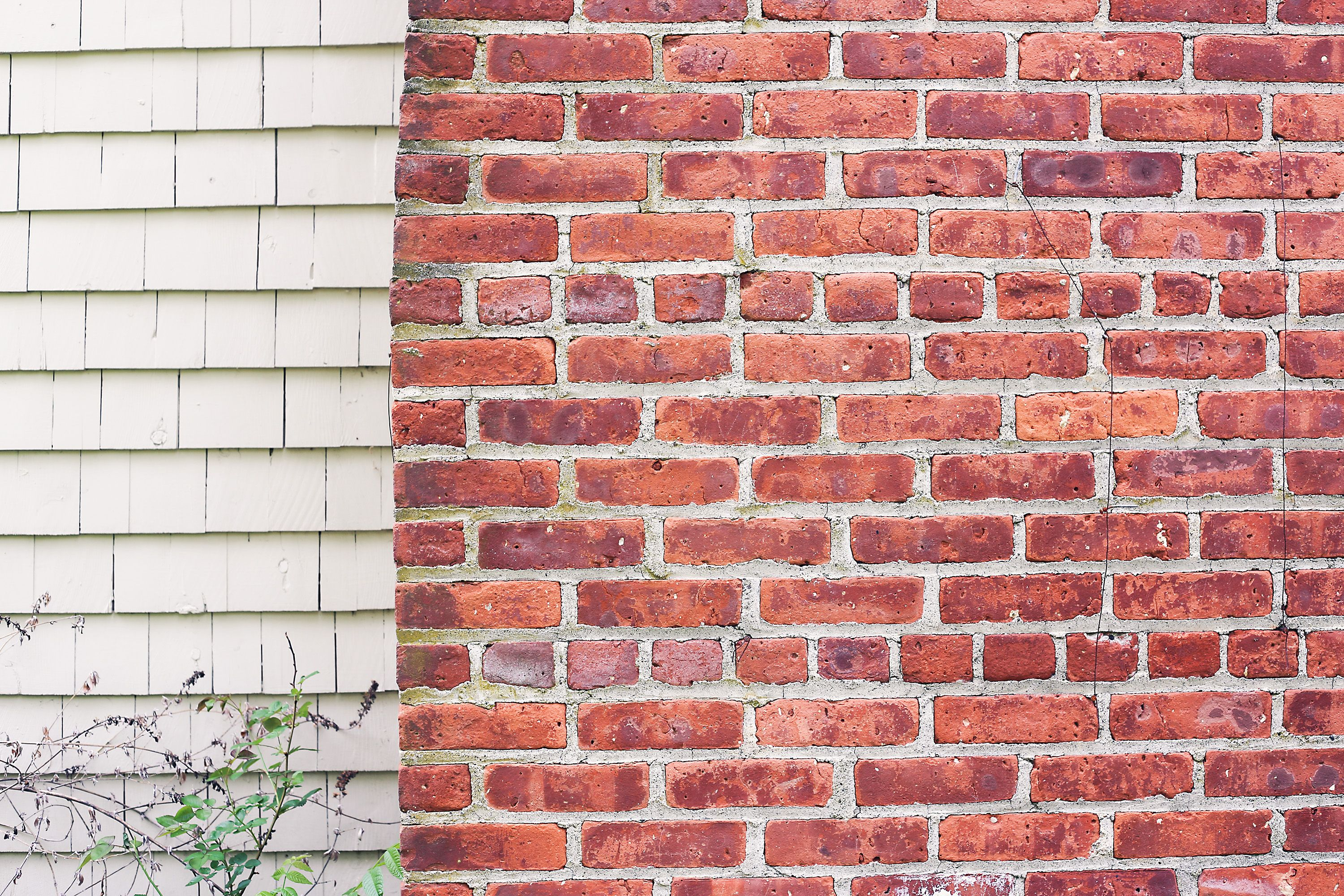 How To Patch Holes In A Brick Wall With Pictures