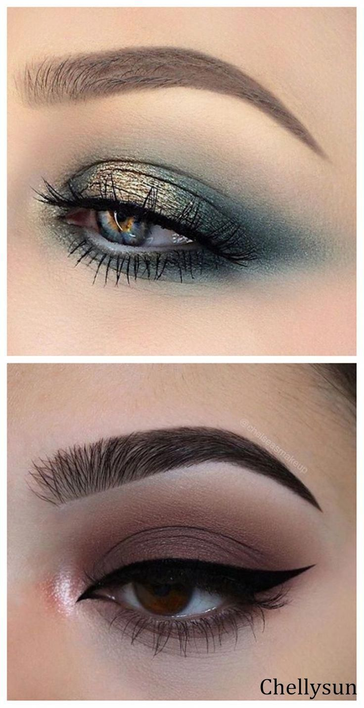 Easy Natural eye makeup tutorial for beginners step by